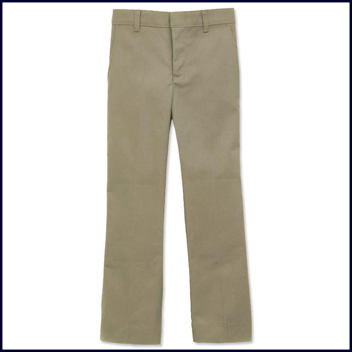Vicki Marsha Uniforms Boys Flat Front Pants Boys