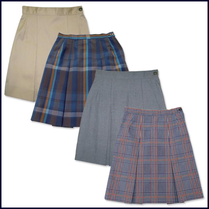 2-Pleat Skirts