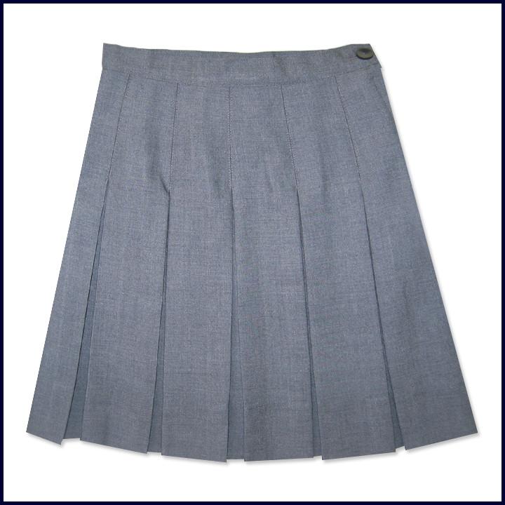8f4061e144 Vicki Marsha Uniforms Stitched Down Box Pleat Skirt - 6th Grade - Girls  Uniforms - St. Juliana Falconieri School