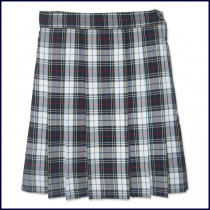 Flat Center Pleat Skirt
