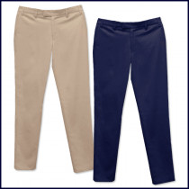Girls Slender Slacks