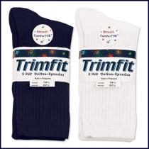 Crew Socks: 3 Pack