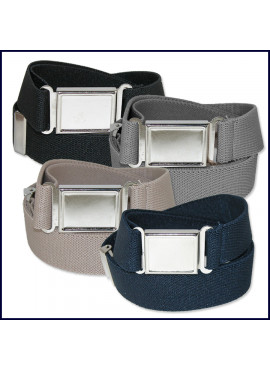 Adjustable Elastic Belt with Magnetic Buckle