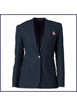 Ladies Blazer with SJ Embroidered Logo