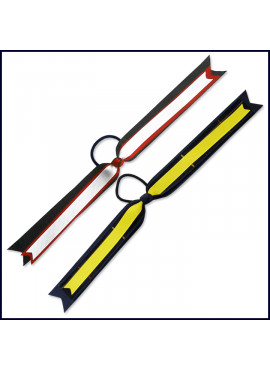 Streamer Hair Bow