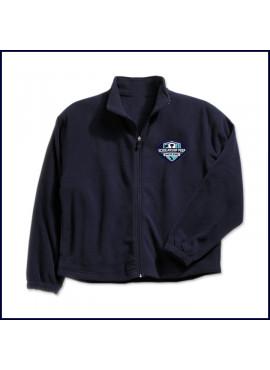 Polar Fleece Jacket with School Emblem