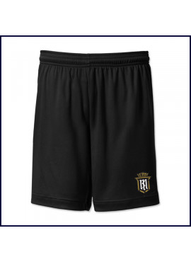 Performance PE Shorts with Crest Logo