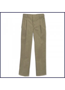 Boys Pleated Pants