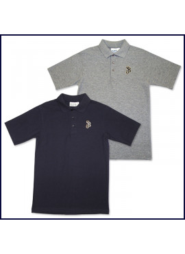 Classic Mesh Polo Shirt: Short Sleeve with SJB Embroidered Logo