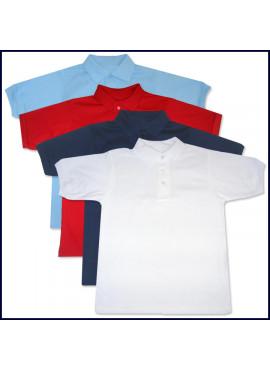 Classic Jersey Polo Shirt: Short Sleeve