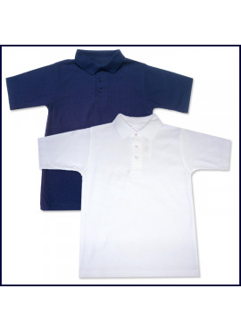 Classic Mesh Polo Shirt: Short Sleeve
