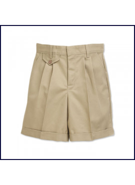 Girls Pleated Shorts