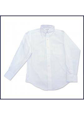 Oxford Shirt: Long Sleeve