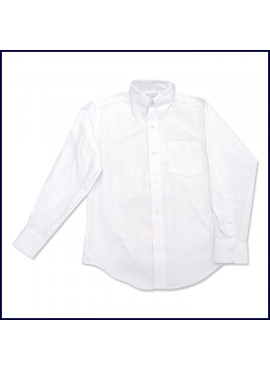 Oxford Shirt: Long Sleeve