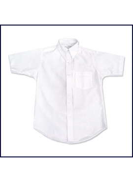 Oxford Shirt: Short Sleeve