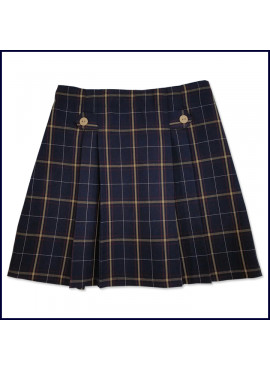 Plaid Jane Skort