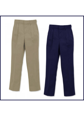 Girls Pleated Slacks