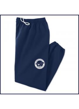 Sweatpants with School Logo