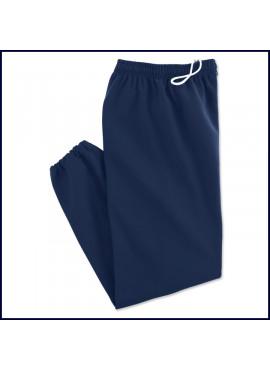 Fleece Sweatpants with School Logo