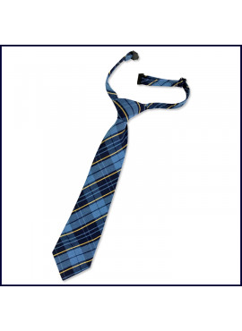 Plaid Prep Tie