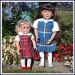 Fits American Girl or My Twinn Dolls